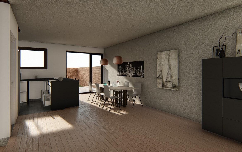 casa pasiva interior