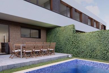 Casa pasiva. Residencial Camilo José Cela, ILLESCAS